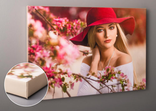 Professional image processed into gallery wraps from McKenna are high quality and affordable