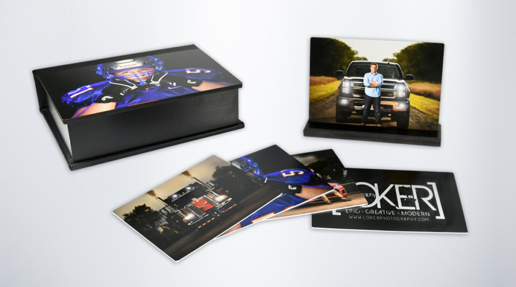 Image Boxes made by Mckenna Pro, the leading professional quality photography printing lab