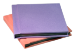 Purple and pink linen Integrity Elite Albums