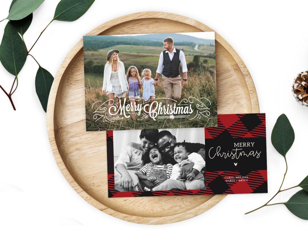 Holiday Press Print Cards